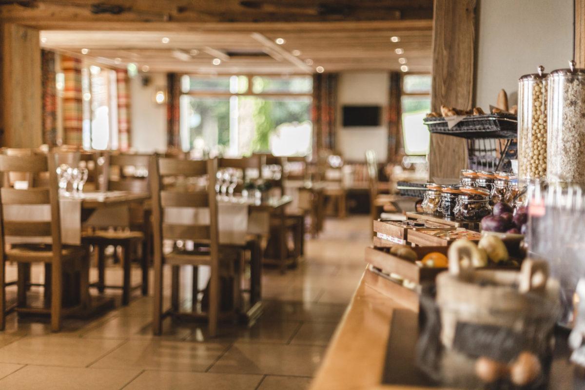 hotel restaurant Bois joly Genève