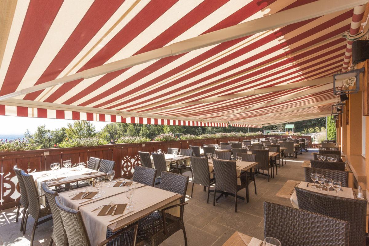 belle terrasse hôtel restaurant bois joly genève
